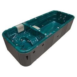 Integrity Spas Grand Cayman Dual Zone Swim Spa Hot Tub